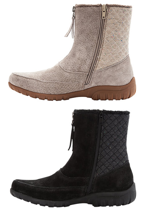 Propet® Delaney Mid Zip Womens Boot - View 2