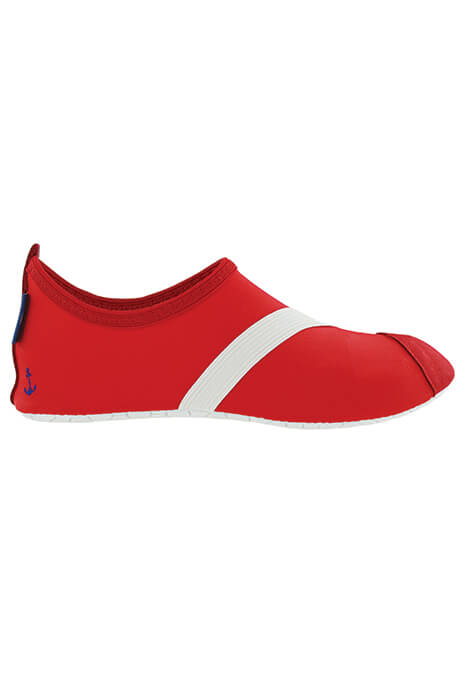 Maritime FitKicks® Red - View 2