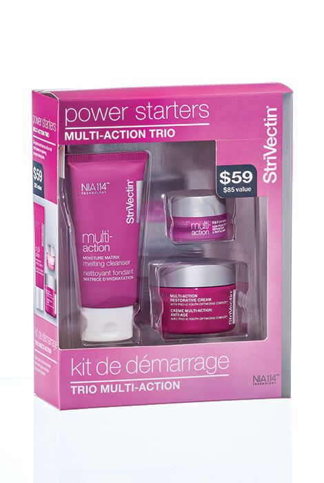 StriVectin® Power Starters Multi-Action Trio - View 2