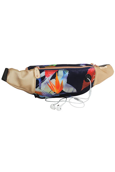 Buxton® Tropical Luxe Waist Bag - View 5