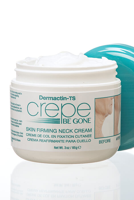 Crepe Be Gone firming Neck Cream, 3 oz. - View 2