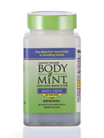 Shop Now - Body Mint® Body Odor Pill - 60 Tablets