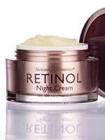 Retinol Products - Skincare Cosmetics® Retinol Night Cream - 1.7 Oz.