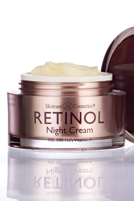 Skincare Cosmetics® Retinol Night Cream - 1.7 Oz.