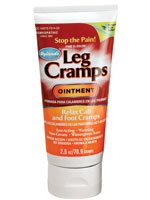 Leg & Knee Pain - Leg Cramp Oinment - 2.5 Oz.
