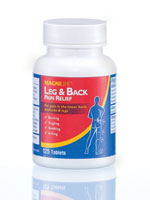 Back & Shoulder Pain - MagniLife® Leg & Back Pain Relief Tablets
