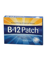 Energy - B-12 Patches