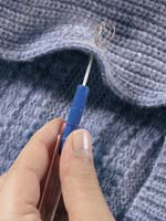 Clothing Solutions - Snag Repair Tool