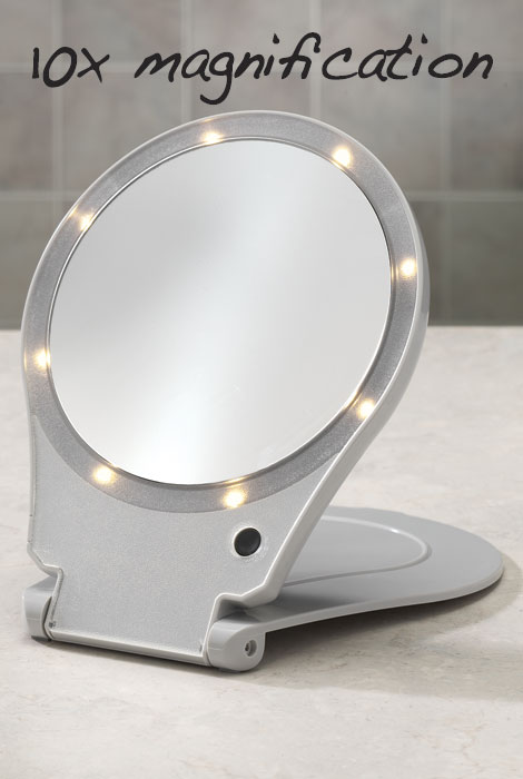 10x Magnifying Mirror