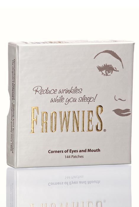 Frownies® Eyes And Mouth Facial Patches