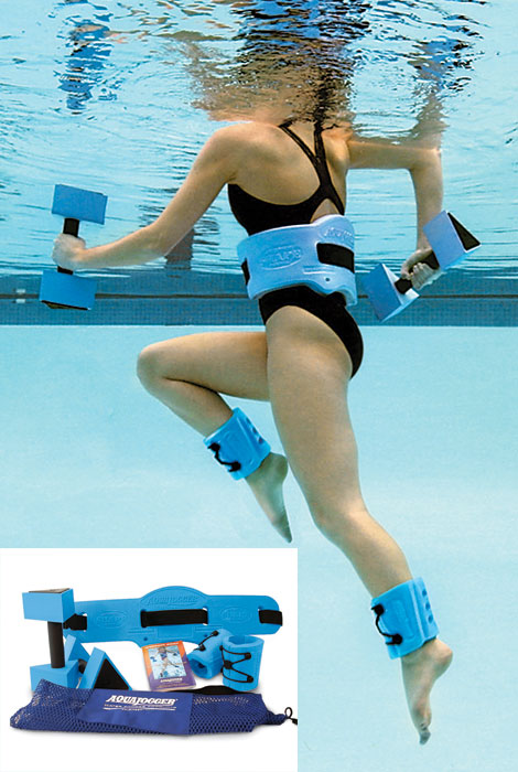 AquaJogger® Aquatic Fitness System - View 1