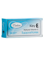 Lubricants & Oils - Vitamin E Suppositories For Women
