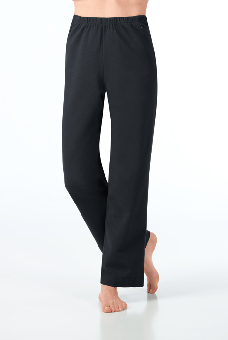 Relaxed Fit Workout Pants - View 1