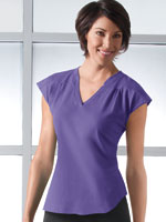 Exclusively Here - ActivComfort™ Activewear V-Neck Top