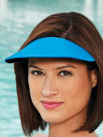 Swim Accessories - No Headache™ Visor