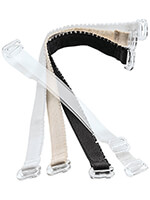 Clothing Solutions - Happy Straps - Set Of 3
