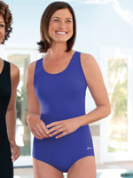Fitness Swimwear - Lap Suit
