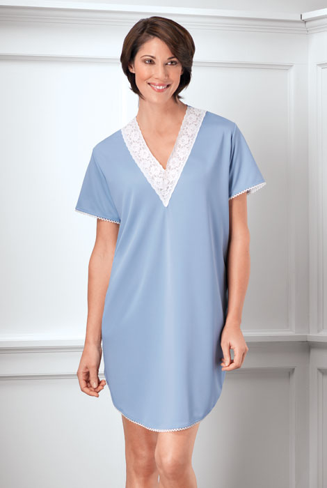Veronique Nightgown