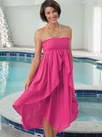 Clothing & Swim - Tulip Dress  S-XL