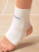 Foot Care - Compression Ankle Support Socks With Copper