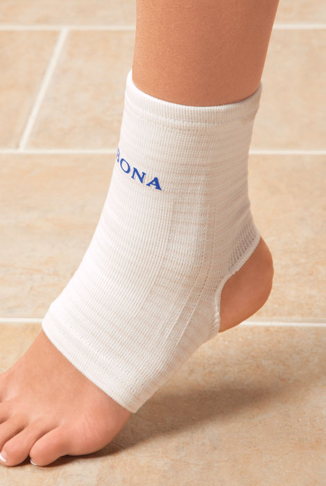Compression Ankle Support Socks With Copper