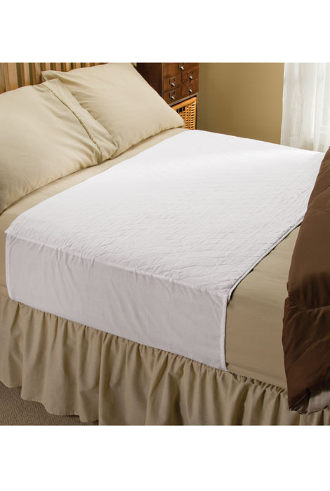 "Reusable Waterproof Bed Pad - 35""L x 58""W"