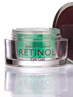 Retinol Products - Skincare Cosmetics® Retinol Eye Gel