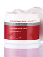 Loss of Firmness & Elasticity - Dermelect® Cleavage Contour Cream - 4 Oz.