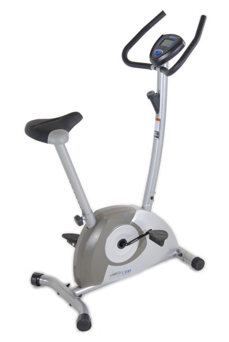 Magnetic Upright 1300 Exercise Bike