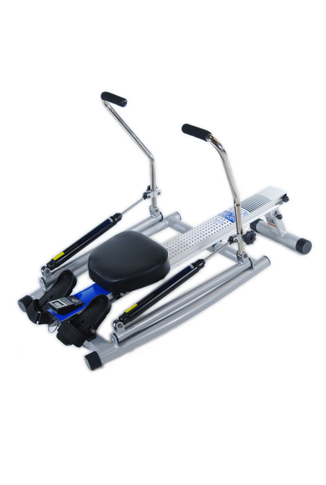 Orbital Rower with Free Motion Arms 1215