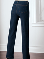 OLD Bottoms - Not Your Daughter's Jeans® Bootcut Tummy Tuck Jean - Plus