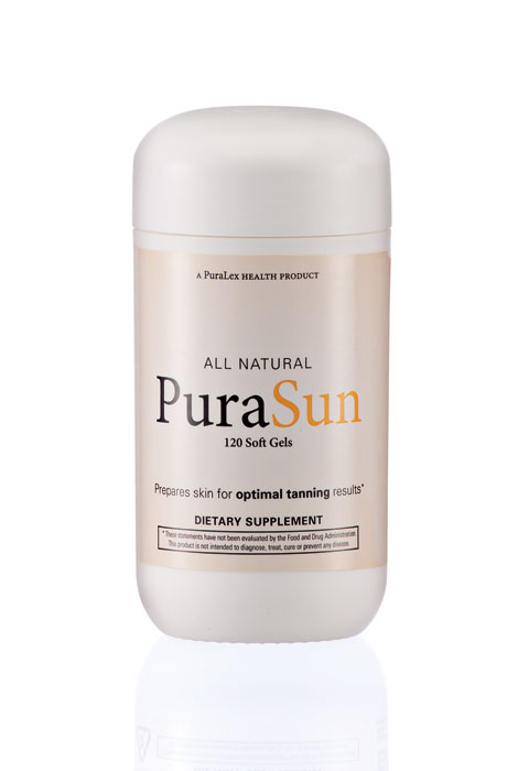 PuraSun™ Tanning Supplement - 120 Pills