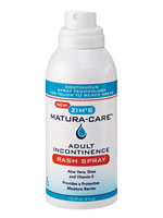Incontinence - Incontinence Rash Spray