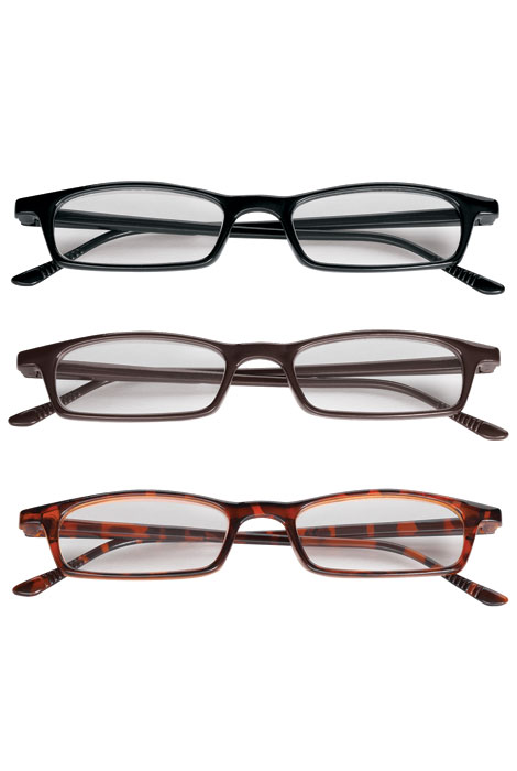3 Pack Reading Glasses - View 1
