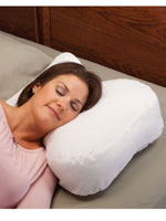 Rest & Relaxation - Sound Sleeper Neck And Shoulder Pillow