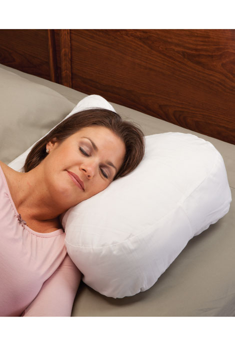 Sound Sleeper Neck And Shoulder Pillow - View 1