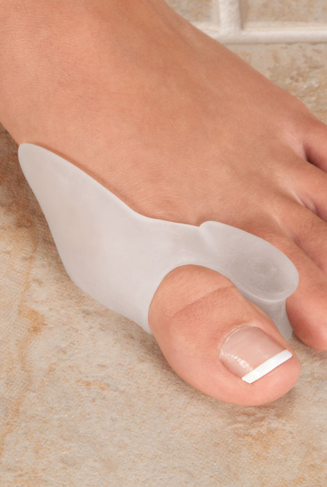 Healthy Steps™ Gel Bunion Toe Spreader, 1 Pair - View 1