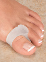 Foot Pain - Gel Toe Spreader with Loop