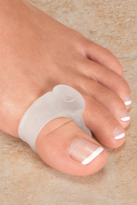 Gel Toe Spreader with Loop - View 1