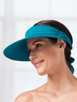 Hats, Scarves & Gloves - No Headache™ Visor