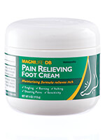 Medicines & Treatments - Magnilife® DB Pain Relieving Foot Cream