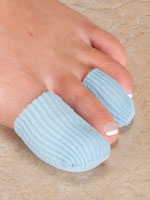 Shop Now - Antibacterial Gel Toe Pads - Set of 4