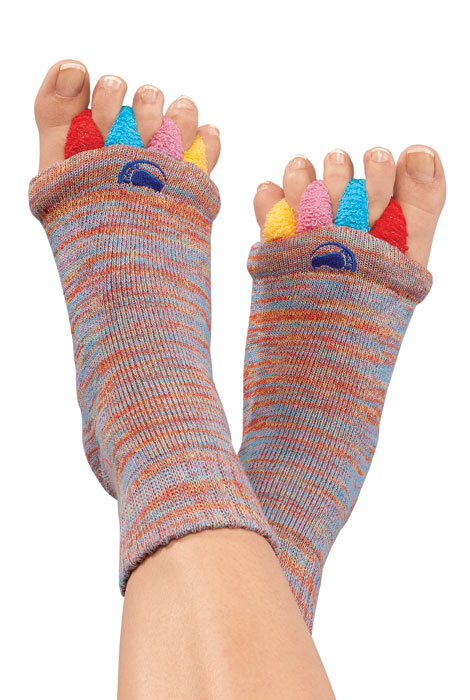 Happyfeet™ Toe Separator Socks - 1 Pair - View 1