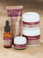 Retinol Products - Skincare Cosmetics® Retinol Daily Anti-Aging System