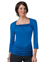 Exclusively Here - SlimU™ Square Neck Top