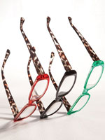 Eyewear - Tortoise Shell Reading Glasses