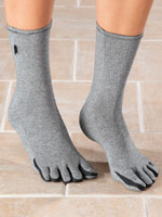 Circulation - Compression Socks With Toes For Arthritis