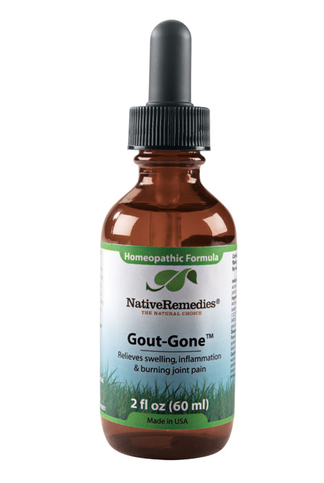 NativeRemedies® Gout-Gone™