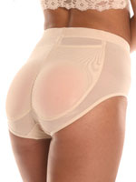 Top Rated - Foxy Fanny® Silicone Padded Panty