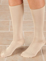 Hosiery - Knee High Compression Socks, 8-15mmHG